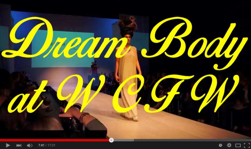 Dream Body Fantasy Hair by Malorie Shmyr at Western Canada Fashion Week in Edmonton